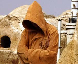 Star Wars Jedi-Bademantel