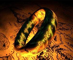 Der Herr der Ringe Ring