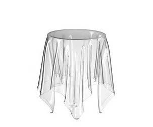 Unsichtbarer Tisch