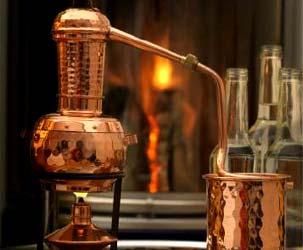 Destille - Legal Schnapps brennen