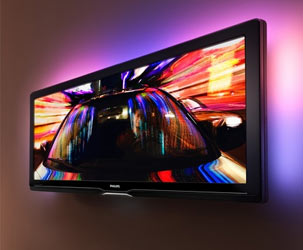 Philips Cinema 21:9 Kino TV