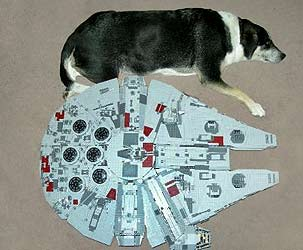 LEGO Ultimative Millenium Falcon