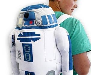 Star Wars R2D2 Rucksack