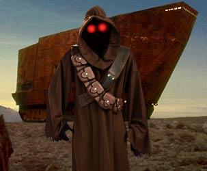 Star Wars Jawa Kostuem