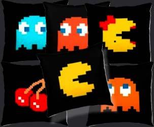 Pac-Man Sofakissen