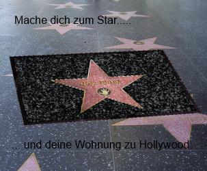 Wakl of fame fußmatte