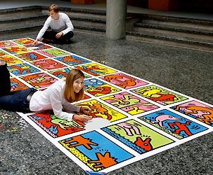 Das größte Puzzle der Welt