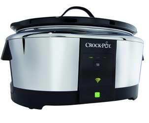 Crock Pot – mit digitalem Countdown-Timer