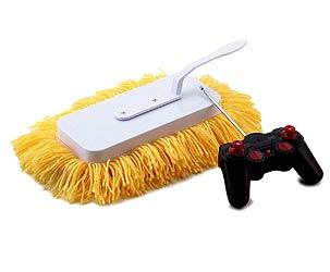 Mop mit Fernbedienung