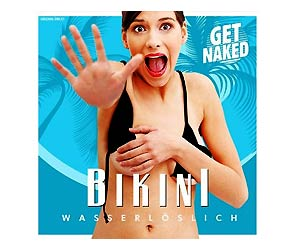 Sexy Rache Bikini Wasseloeslich