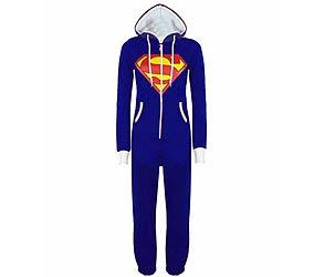 Superman Jumpsuite Onesie