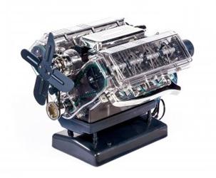 V8 Motorbausatz