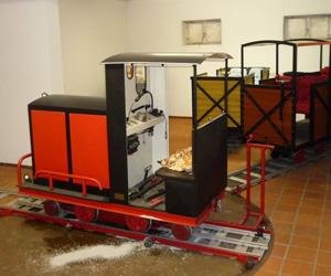 Garten-Eisenbahn