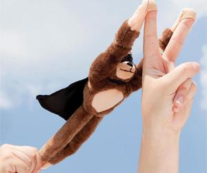 Fliegender Affe