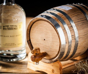 Whisky im Eichenfass