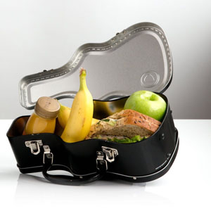 Lunchbox Gitarrenkoffer