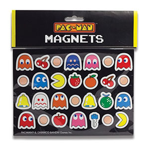 Pac-Man Magnet-Set