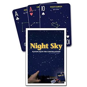 Nachthimmel Kartenset