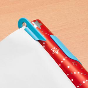 Geschenkpapier-Clip