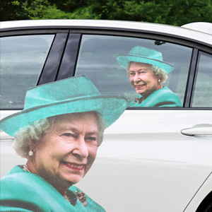 Ride with the Queen
