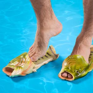 Fisch-Schlappen